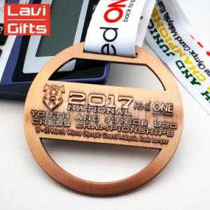 Venta caliente precio de fábrica de alta calidad de la medalla de abridor de botellas personalizadas comercio al por mayor de China