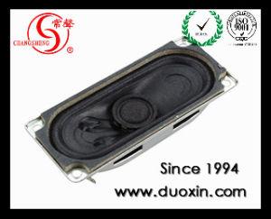 Altifalante de retângulo 30*70mm 8 ohm 5W Mini TV Dxyd Alto-falante3070n