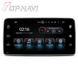 PC astuto di Nevigation dei giocatori di multimedia dell'automobile del benz di Topnavi (2015.10-) con radio di GPS FM dello schermo di Digitahi del sistema 9 del Android 5.1 ''