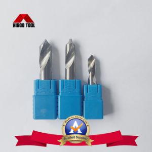 Kundenspezifische Karbid Endmill Zentrierbohrer-Bit-Enden-Tausendstel-Werkzeugmaschinen
