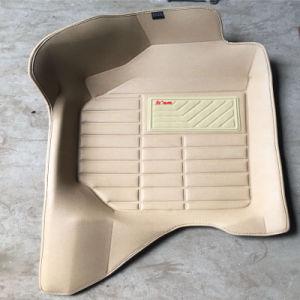 3D/5D滑り止めOEMデザインPVC XPE車の床のマットか車のカーペットの製造業者