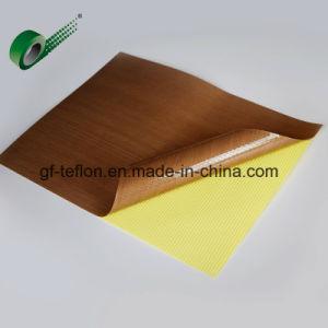 Nastro adesivo termoresistente rivestito del panno di vetro di alta qualità PTFE