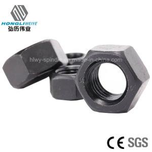 Les écrous hexagonaux en acier au carbone de grade 8 écrous hexagonaux de lourds