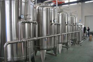 自動プラントを浄化し、包む水のための産業水フィルター304/316L