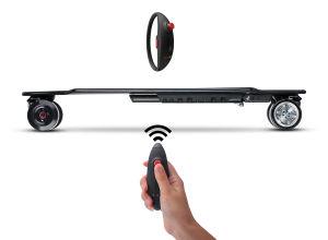 中国の卸売4の車輪の電気スケートボードLongboard