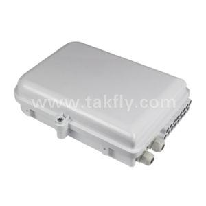 16 puertos de la caja de terminales de fibra óptica FTTH Takfly Fábrica