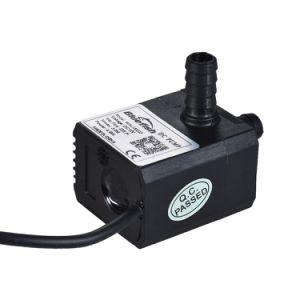 La CC 12V scorre micro pompe di circolazione dell'acqua dei mestieri del tavolo del micro acquazzone 220L/H