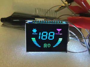 Va die LCD LCD van de Vertoning van de Module het Scherm tellen