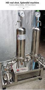 Nahrungsmittelgrad-Duplex-Serien-Beutelfilter für Öl-Gehäuse