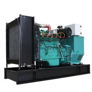 Fabricante de China el primer motor generador de energía de biogás