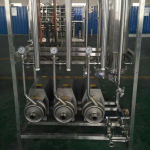 Medidas sanitárias AISI 304 Self-Priming Bomba de cerveja da bomba de água da bomba