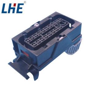 15452126 73 Pin-Verbinder, die Automobilweiblichen Verbinder delphi-PA66 unterbringen