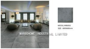 De rustieke Houten 3D Ceramische Muur van Inkjet en Tegel 600X600mm van de Vloer