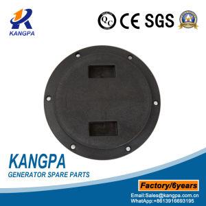 Эбу АБС, утвержденном CE пластмассовую крышку радиатора для генераторной установки плафона