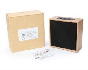 Древесина Mini портативный открытый играть долго Wireless Bluetooth звук динамиков