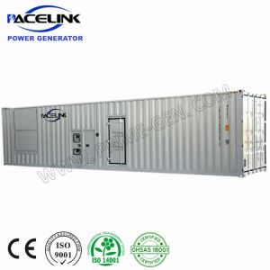 1650kVA三菱かStamford Ultra Silent Diesel Generator Set Containerized Type