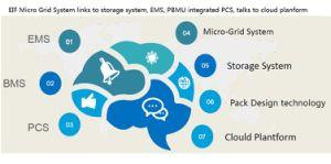 記憶40kwを用いるマイクロ格子パワー系統の解決
