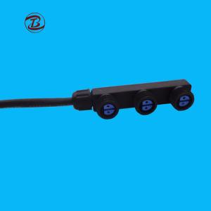 街灯防水力2 Pinケーブルのゴム製ラインコネクター