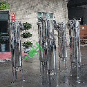 Microfiltration를 위한 Ss Filter Housing/Bag Filter