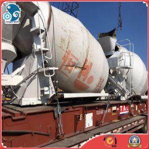2axleはミャンマーに出荷された具体的なミキサーのトラックIsuzuを使用した