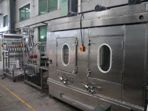 Elastiekje dat op hoge temperatuur en het Eindigen Machine verft