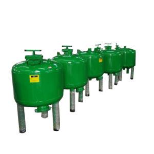Industrieller betätigter Kohlenstoff-/Quarz-Sandfilter/multi Media-Filter-Becken