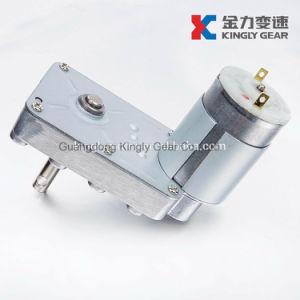 24 voltios Motor Mini 56mm de diámetro DC motorreductor