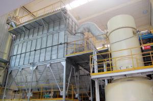 Precipitação do sulfato de bário com grande finura