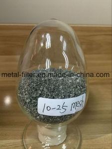 Naturel de la poudre de métal en acier inoxydable pour le filtrage