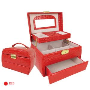 جديدة عصريّ [جولري بوإكس] [جفت بوإكس] [كمسمتيك] يعبّئ صندوق