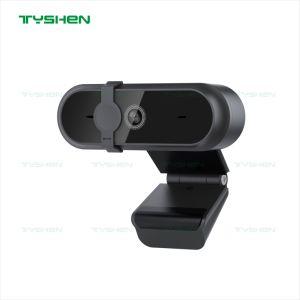 Cámara Web USB con cubierta de privacidad, 720p, 1080p, 2K, 4K disponible