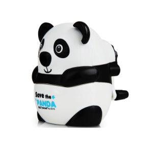 Los animales de dibujos animados papelería afilador lápiz bolígrafo herramienta cortadora manual Panda