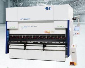 A HP-S Oil-Electric 80/2500 Folha hidráulicos de máquinas de dobragem