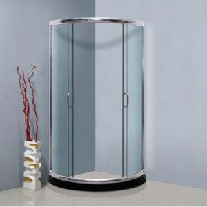 China Fornecedor gabinetes de chuveiro transparente com Duche