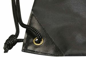 Hot cadeau promotionnel Polyester sac à dos Sac avec lacet de serrage