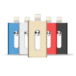 OTG USB Flash Drive пера для iPad Ios Android телефон