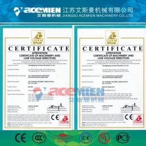 Ligne de production de tuiles en PVC 350 - 650 kg / h