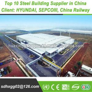 Salud Seguridad Hot-Galvanized las estructuras de acero y metal de los edificios