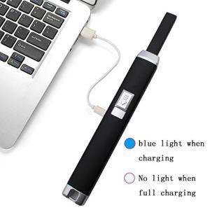高い発電の電子アークUSBの再充電可能なタバコのライター