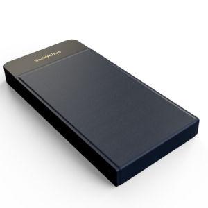 Más Vendidos Qi 8000mAh cargador de teléfono inalámbrico teléfono portátil titular/Banco de energía inalámbrica para el iPhone 8/Samsung Galaxy