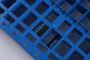 도매 Virgin HDPE WPC를 선반에 얹는 강철에 의하여 강화된 근수 4 방법 등록 기업 창고는 싼 유럽 플라스틱 깔판 공장을 재생한다
