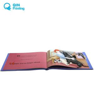 印刷のハードカバーの子供の物語の本