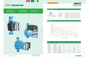 Три скорости 100 Вт домашнего хозяйства чугунные циркуляционный насос WILO: Lrs32-6s/180