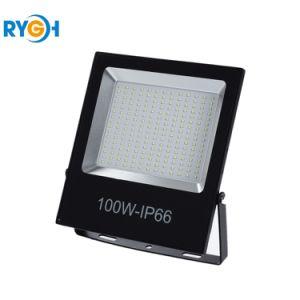 競争価格ダイカストで形造るアルミニウムSMD 5630 IP66 AC220-240V 100W 150W 200W屋外LED洪水ライト