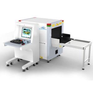 Certificazione del Ce ISO9001 del sistema di ispezione dei 6040 di X del raggio scanner del bagaglio/dello scanner del bagaglio obbligazione di aeroporto
