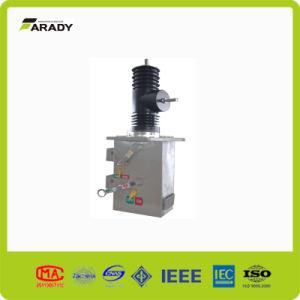 O FCS-15kv/200A-12.5ka fase única de montagem em postalete para exterior do tipo a vácuo do interruptor do capacitor