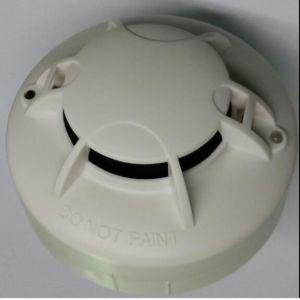 Безопасность продукта AC220 и DC9V резервного аккумулятора фотоэлектрический дымовой извещатель