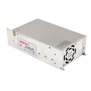 500W 48V 10una única salida de conmutación de los transformadores de alimentación AC110V 220V a SMPS para motor paso a paso de luz LED