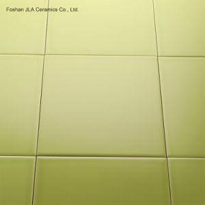 De geelachtige Groene 8X8inch/20X20cm Beëindigde Ceramische Tegels van de Vloer van Lowes van de Tegel van de Vloer