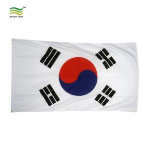 旗の国旗の南朝鮮の各国用のフラグ